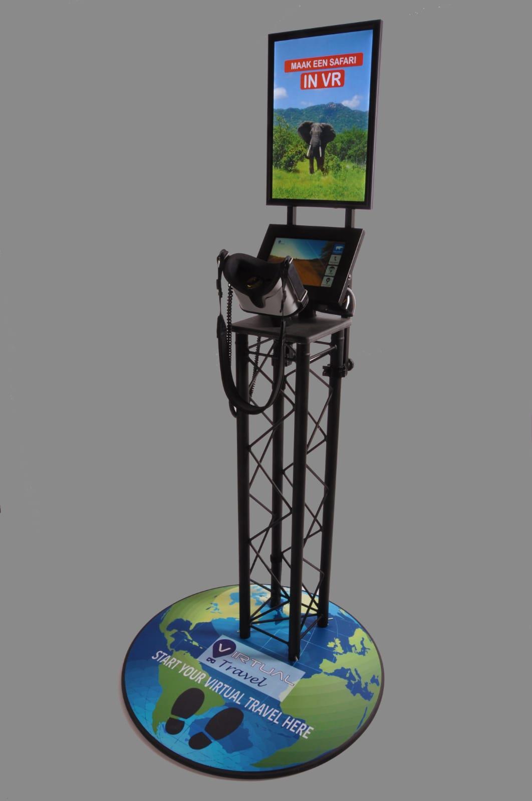 Virtual Travel Desk huren